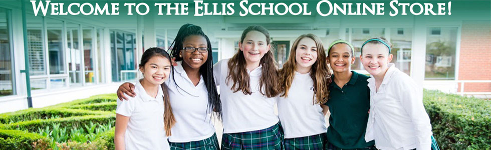 Welcome to the Ellis School Online Store
